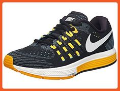 Nike Zoom Vomero 11 Womens Shoes Black/Blue/Orange 7.5 - Athletic shoes for