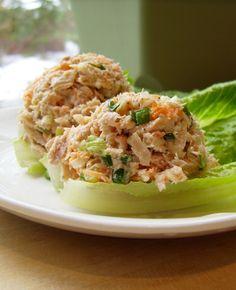 ... about Salads on Pinterest | Chicken salads, Crab salad and Egg salad