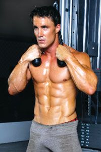 ☠ Greg Plitt Abs Workout