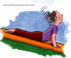 Yoga for Kids- article on why yoga for kids is a great idea, and how it helps them.