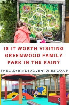 Wondering what to do on a rainy day in North Wales? How about visiting Greenwood Family park. A great family day out whatever the weather. Days Out For Couples, Family Days Out Uk, Days Out With Kids, Scotland Travel, Ireland Travel, Travel With Kids, Family Travel, Travel Tips For Europe, Travel Uk