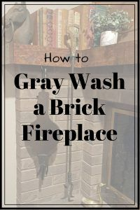 Best Pics Brick Fireplace bedroom Strategies Often it compensates in order to skip the transform! In lieu of taking out an outdated brick fireplace , reduce costs ne White Wash Brick Fireplace, Painted Brick Fireplaces, Paint Fireplace, Brick Fireplace Makeover, Home Fireplace, Fireplace Ideas, Brick Fireplace Remodel, Painted Brick Walls, Fireplace Shelves
