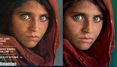 Eyes of the Afghan Girl: A Critical Take on the 'Steve McCurry Scandal'