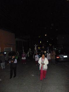 Celebración de Todos los Santos, Capilla Santa María de Guadalupe y Sn. Judas Tadeo.