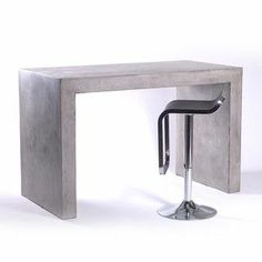 Sick industrial modern desk