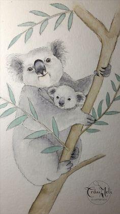 Illustration, Doodles, Fine Art, Prints, Animals, Art Print, Travel Destinations, Printing, Animales