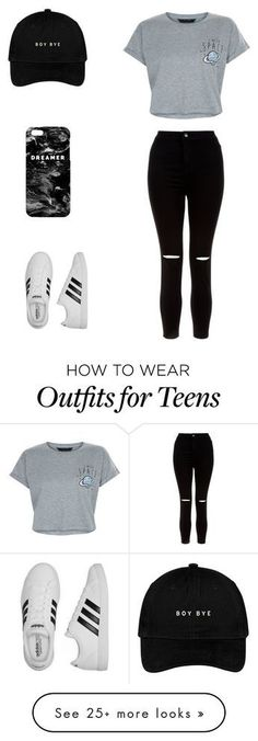New Look, adidas and Mr. Gugu & Miss Go Teenage Outfits, Outfits For Teens, Trendy Outfits, Summer Outfits, Dress Summer, Spring Outfits For School, 1940s Outfits, Summer Wear, Simple Outfits