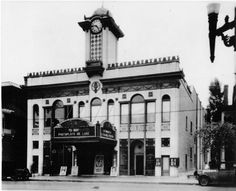 The Columbus Theater back when it first opened in 1926. For nearly a century the theater has been a main staple in #Providence's West Side for plays, films, and concerts. (Photo: Providence City Archives)