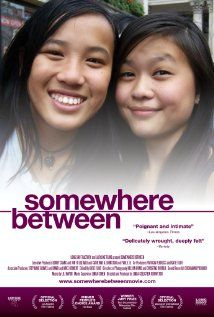 Somewhere Between - This film follows the lives of four teenaged girls adopted from China and now living in the United States. In profiling Chinese adoptees in contemporary America, Linda Goldstein Knowlton has created a deeply moving documentary illustrating that even the most specific of experiences can be universally relatable.  http://www.somewherebetweenmovie.com/