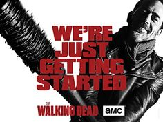 The Walking Dead Season 7 premieres on AMC Related posts: New Promo Poster And Premiere Date For The Walking Dead Season 4 New Video: The […] Walking Dead Season, Walking Dead Saison 7, Gale Anne Hurd, Amc Networks, King Ezekiel, Negan Lucille, Amazon Video, Guy Names, Comics