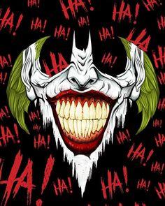 Joker and Batman pop art wallpaper Le Joker Batman, Harley Quinn Et Le Joker, Joker Comic, Joker Art, Batman Art, Comic Art, Old Joker, Gotham Batman, Batman Robin