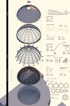 construction system for glass dome in Oran | 030 architecture