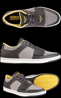 Pencils of Promise and Creative Reaction Sneakers for men