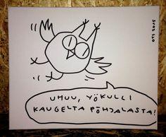 Hah-hah-hauska kieli #eesti #viro #suomi .