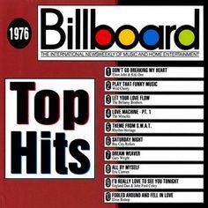 billboard 1976 top songs   Billboard Top Hits: 1976 by Various Artists - BlueBeat.com: Play Free ...