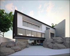 Architect: Carlos Gonzalez. Querétaro, México.
