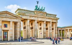 5. Berlin | Europe is one of the best places to go for a solo trip—it's a short plane ride away, it's backpacker-friendly, and there's tons of infrastructure for visitors. Here, 14 cities that are easily navigated alone.