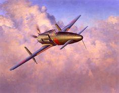 KYUSHU SHINDEN J7W1 Intercepter[JAPAN-NAVY]        全幅:11.1 m、全長:9.66 m、発動機:三菱「ハ43」42型空冷星型18気筒 2,030 馬力、  総重量:4,928 kg、最大速度:750km/h、  武装:30mm砲×4、乗員:1名  初飛行:1945年 8月