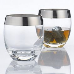 Mad Men- Madison Avenue Whiskey Glasses