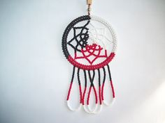 pictures of dream catchers | Lakota Colors Dream Catcher - Wind River Crafts Stay and visit for a ...