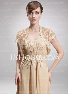 8426988c3503 Empire Sweetheart Floor-Length Chiffon Mother of the Bride Dress With  Ruffle Lace