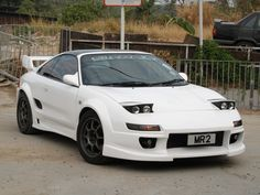 Toyota MR2 Roadster - 1998