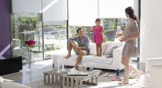 Somfy Solar Power Pack. Solar Powered Window Shades  I Window Treatments & Window Draperies from Royal Window Fashions