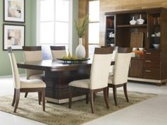 small dining room decorating ideas | Dining Room Furniture Sets Ideas for Small Spaces - Pictures ...