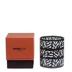Missoni Home Bianconero Scented Candle
