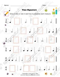 Piano Lessons For Beginners, Music Lessons For Kids, Drum Lessons, Music Math, Music Classroom, Music Games, Music Education Activities, Music Theory Worksheets, Middle School Music