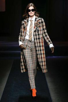 Daks, Automne/Hiver 2018, Milan, Menswear