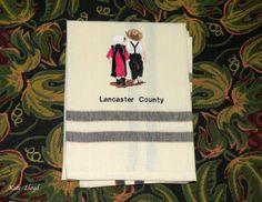 Win this Amish-made towel! http://katelloyd.net/blog/