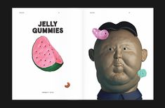 The magazine of tits and the internet boasts ace commissions from Jelly Gummies and more.