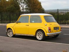 Image detail for -The Classic Mini Forum and Resource | • View topic - Yellow ...