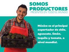 Somos Productores SAGARPA SAGARPAMX #SomosProductores
