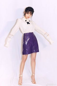 Shan Cai, Meteor Garden 2018, A Love So Beautiful, Girl Artist, Chinese Actress, I Love Girls, Aesthetic Photo, Ulzzang Girl, Mode Style