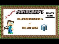 minecraft free premium gift code