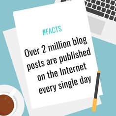 Did you know?  The number of blog posts that are published everyday?  #EbunchDigitalMarketing #EbunchSocialMedia #CanadaSocialMedia #VancouverDigitalMarketing #WebDesign #DigitalWorld #SocialMedia #internetfacts #historyfacts #blog #post #published Strong Feelings, Singles Day, History Facts, Digital Marketing, Web Design, Social Media, Number, Posts, Blog