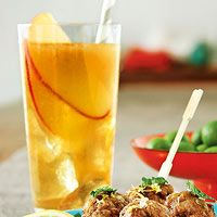 Apple smack cocktail, Uses apple cider and apple brandy