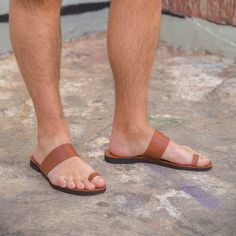 765d5c1d60e9 62 Best Men Leather Sandals images