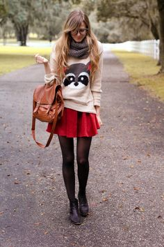 oh animal sweaters