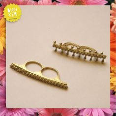 Coleccion Love me <3 Anillos dobles <3 <3 Double Rings <3
