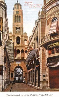 Old IZMIR Posts- SMYRNE, Σμύρνη  https://www.facebook.com/pages/%C4%B0zmir-Turkey/107968765903327#