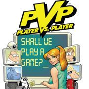 Check out PvP on @comiXology