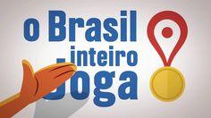 Zé e Julia: Coletiva de Imprensa   O Brasil Inteiro Joga    Press Confer...