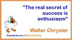 #quotes, #enthusiasm