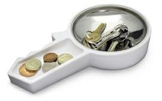 Key Dish...need this to try and help the hubs to not loose his keys, money, wallet...