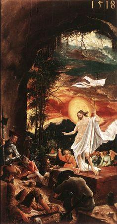 Альтдорфер Воскресение Христа