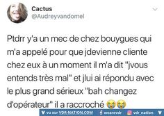 Il faut changer d& m& - Be-troll - vidéos humour, act. Bff Quotes, Sassy Quotes, Funny Quotes, Funny Memes, Jokes, Business Cat, Video Humour, Lol, Text Memes
