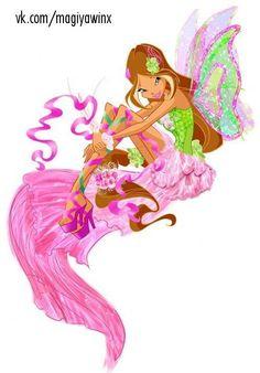 Flora Harmonix Bloom Winx Club, Desenhos Love, Les Winx, Barbie Coloring Pages, Flora Winx, Barbie Images, Black Girl Cartoon, Iphone Wallpaper Tumblr Aesthetic, Film Serie
